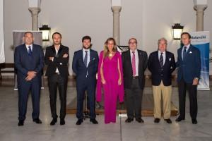 Presentación del I Premio Internacional de Artes Plásticas de la Fundación
