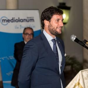 Pablo Lora Valverde, del Banco Mediolanum