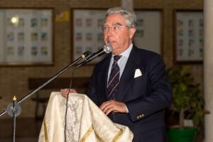 D. Enrique Moreno de la Cova, propietario del Palacio Portocarrero