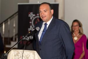 D. Juan Pitel Ricca, Presidente de la Fundación Alqvimia Musicae